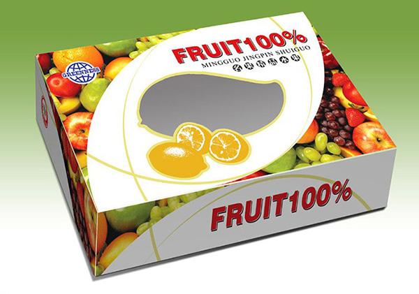 印刷精品水果包装盒15
