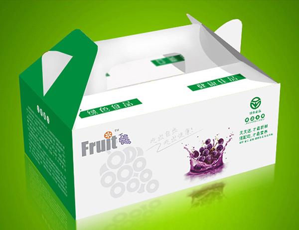 印刷精品水果包装盒17