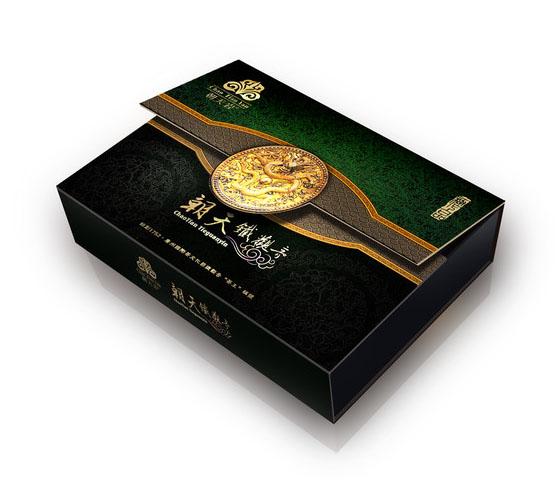 印刷精品茶葉禮盒包裝圖片16