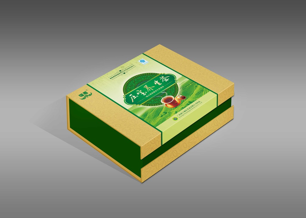 印刷精品茶葉禮盒包裝圖片17