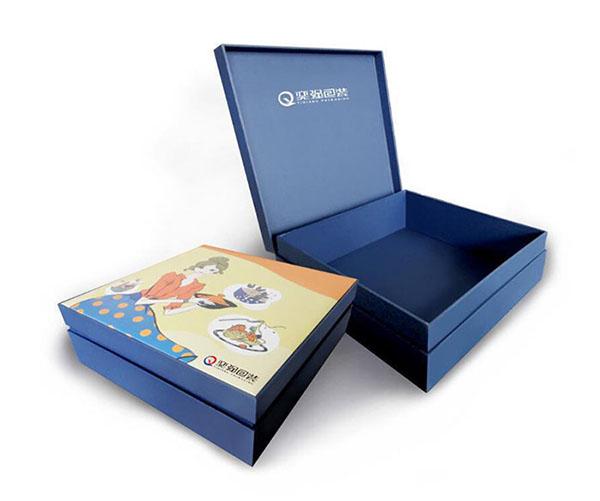 印刷礼品包装盒图片14