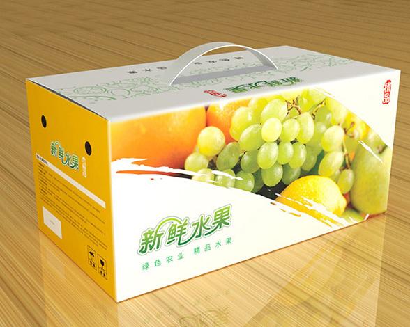 精品水果包装印刷