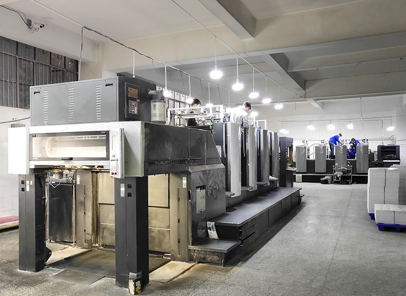 昆明包装印刷厂分享印刷机胶辊的保养密招