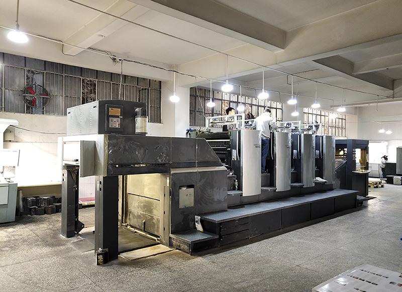 印刷机的检修方式都有哪些?昆明印刷厂为您解疑