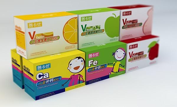 色彩在兒童產品包裝設計中的應用原則