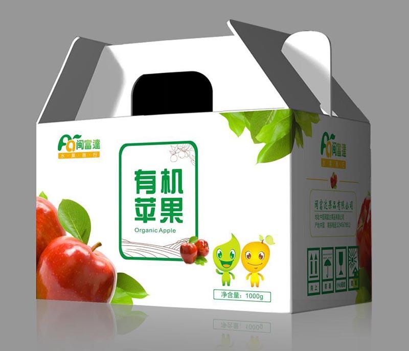 水果包装箱印刷
