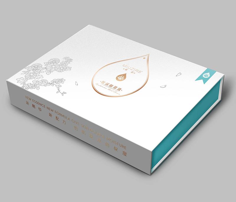礼品纸盒印刷制作