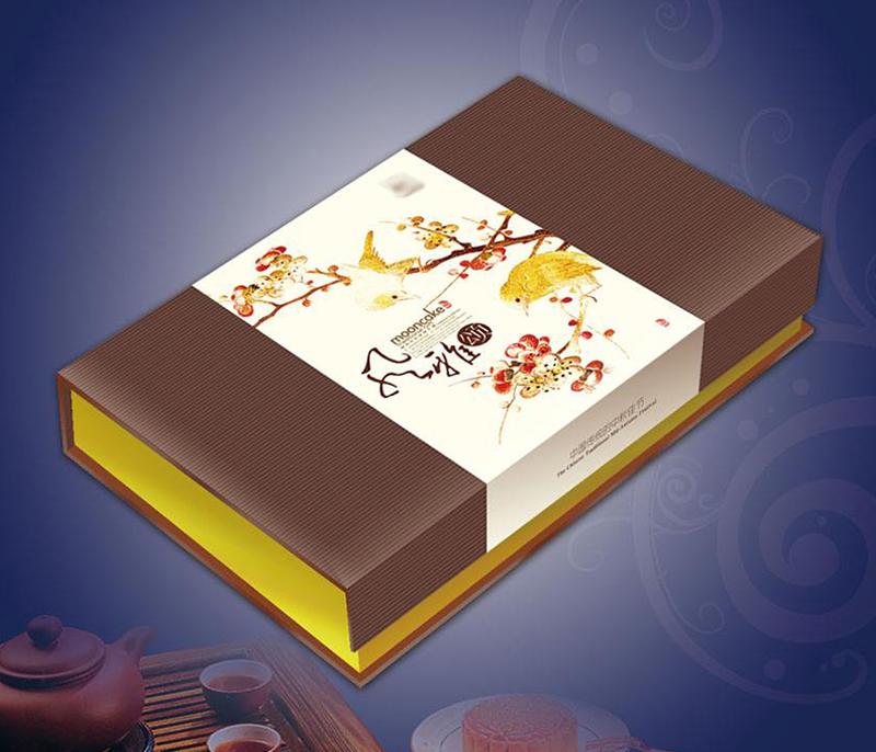 茶叶盒包装印刷