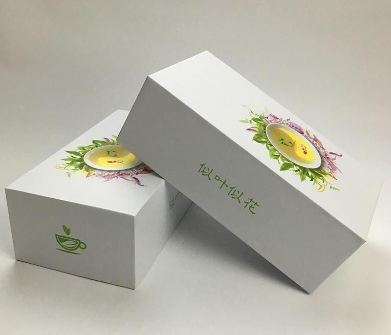 食品盒包装印刷