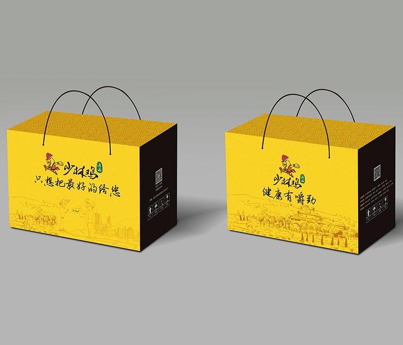 食品外包裝盒印刷
