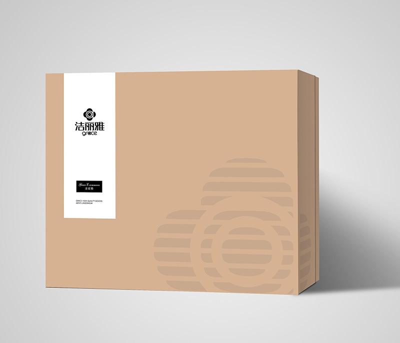 精品牛皮纸包装盒印刷