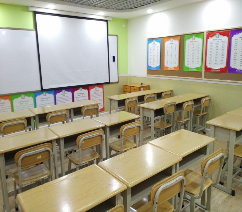 金江校區教室