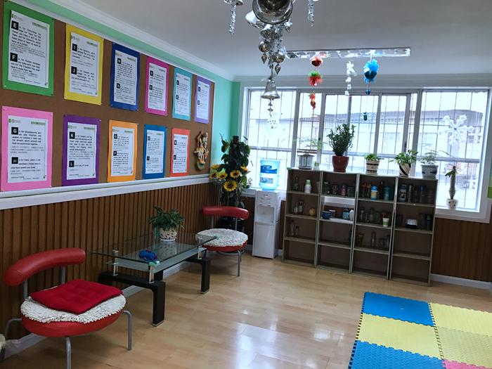 勝利堂校區教室環境