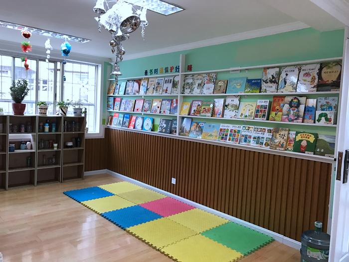 勝利堂校區圖書室