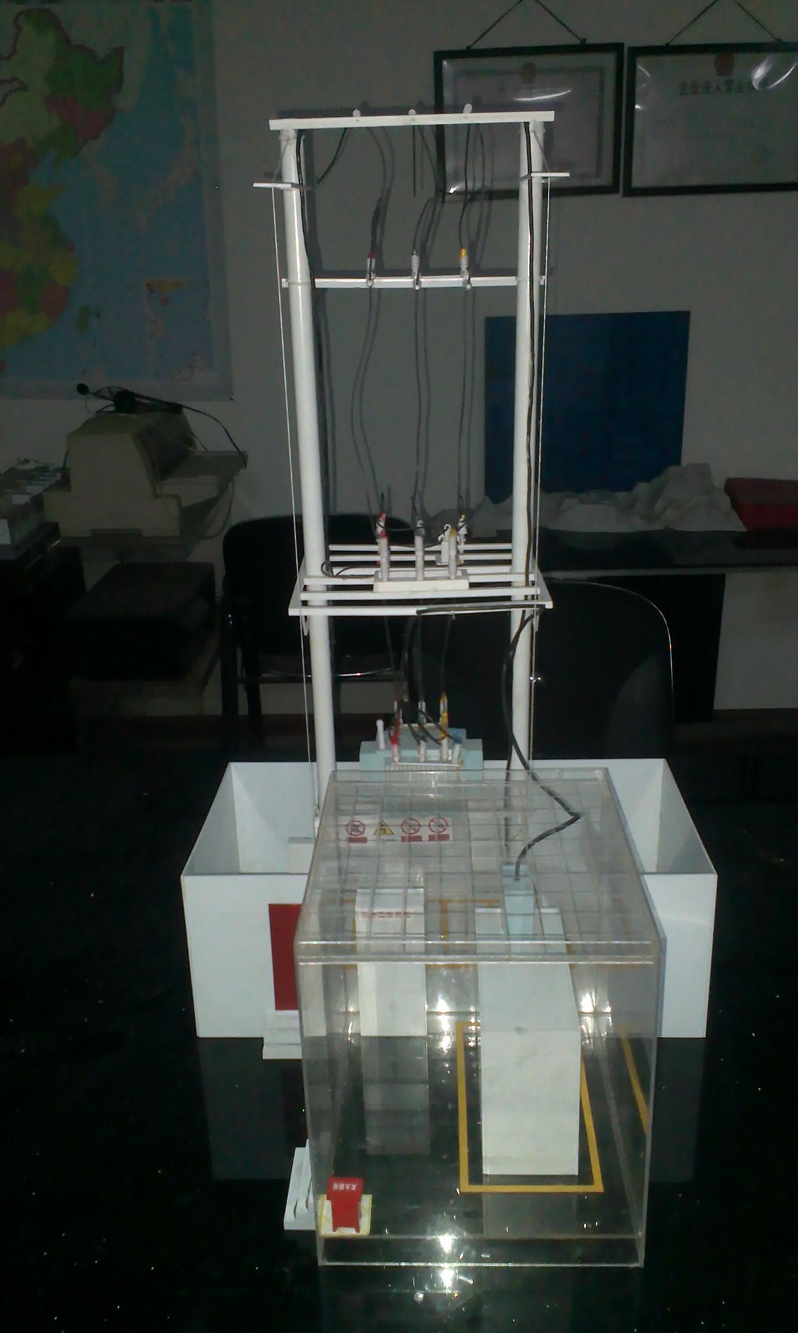 变压器模型制作