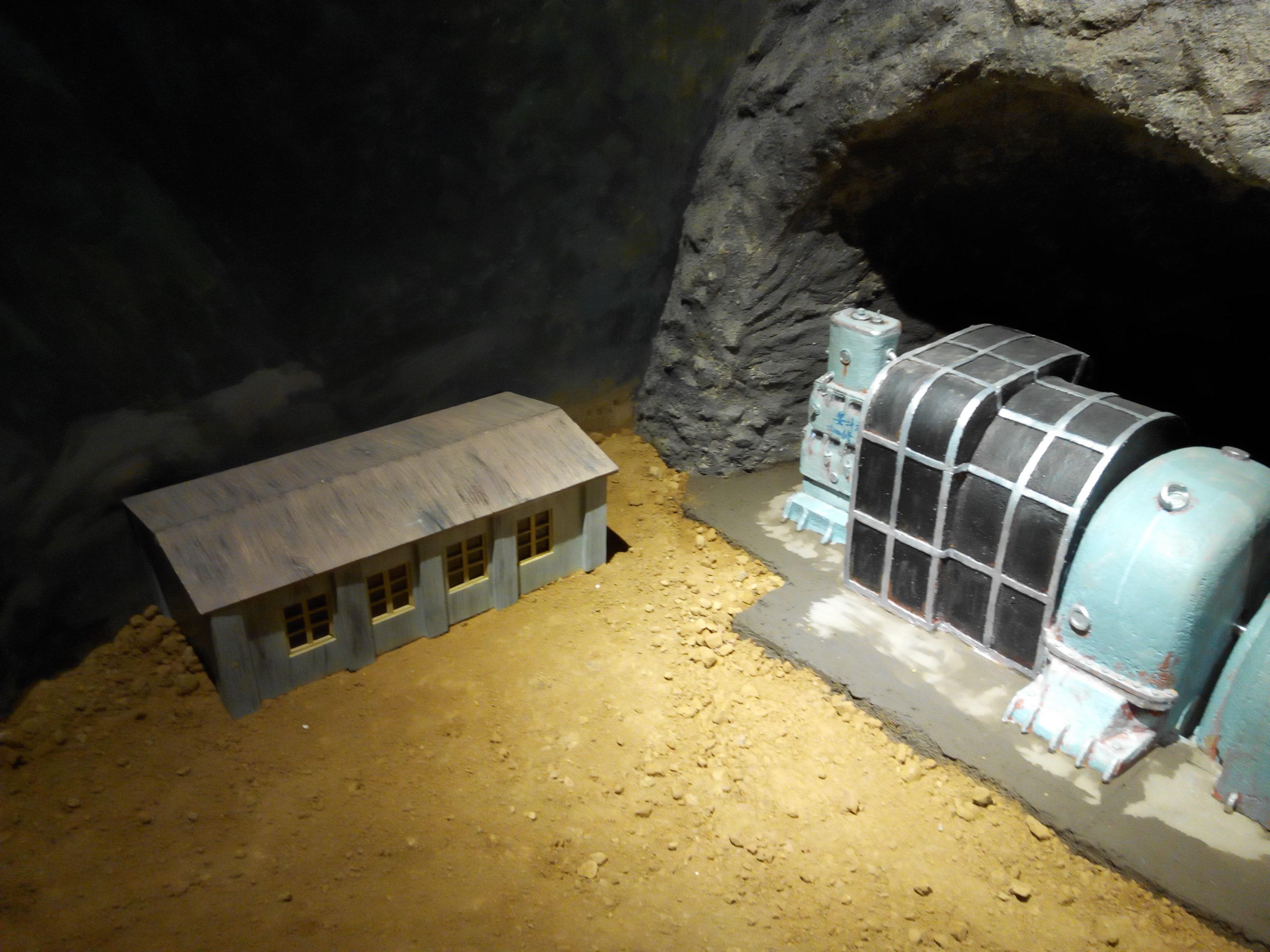 博物馆展示模型