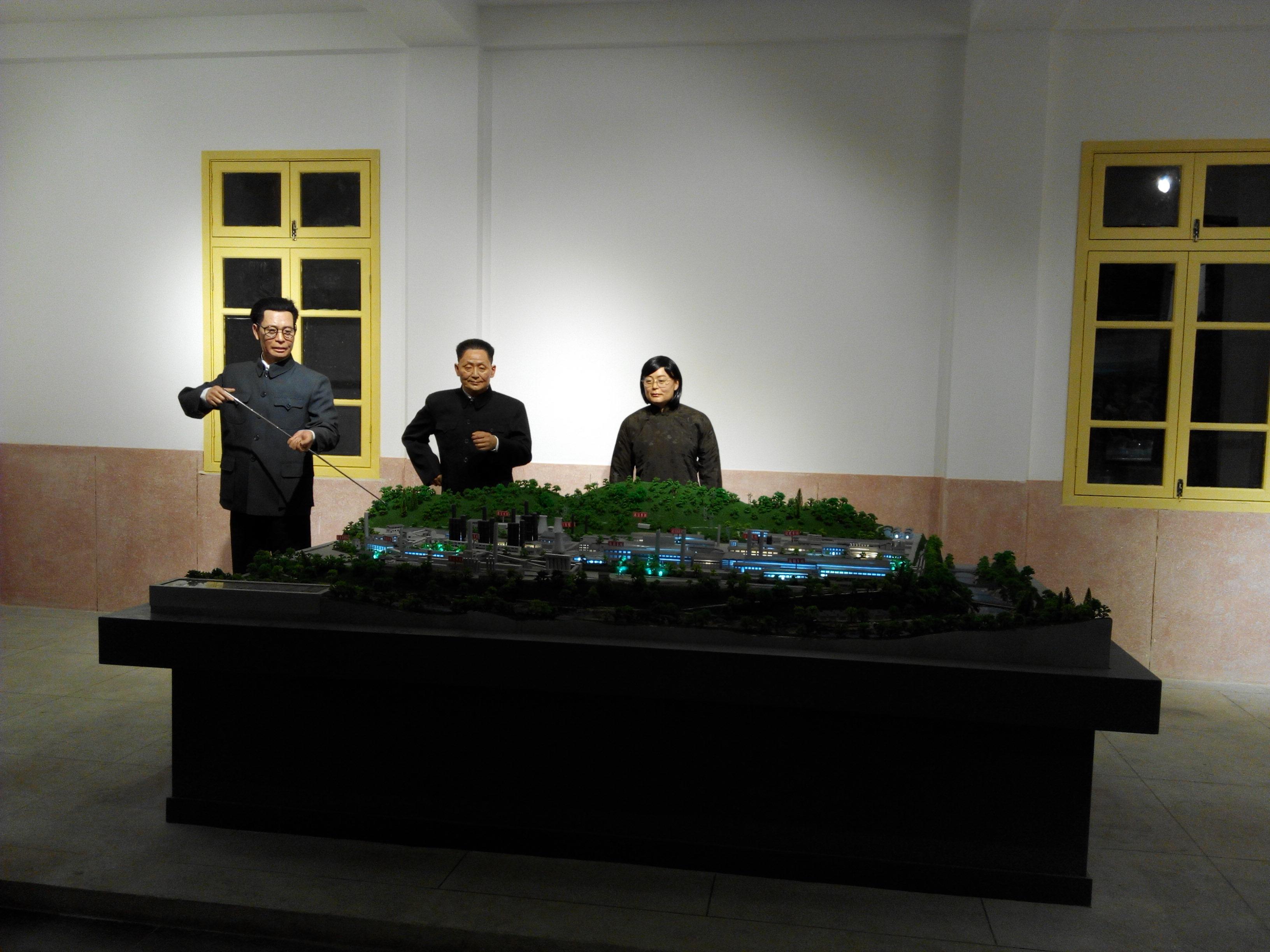 博物馆展示模型制作