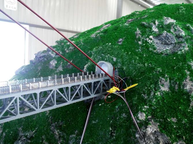 桥梁模型制作