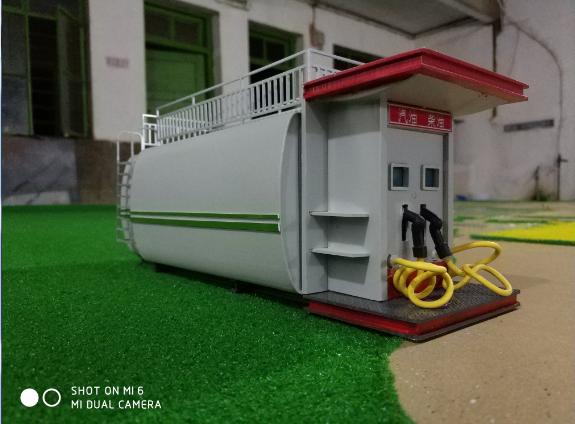 昆明沙盤模型制作材料準備問題