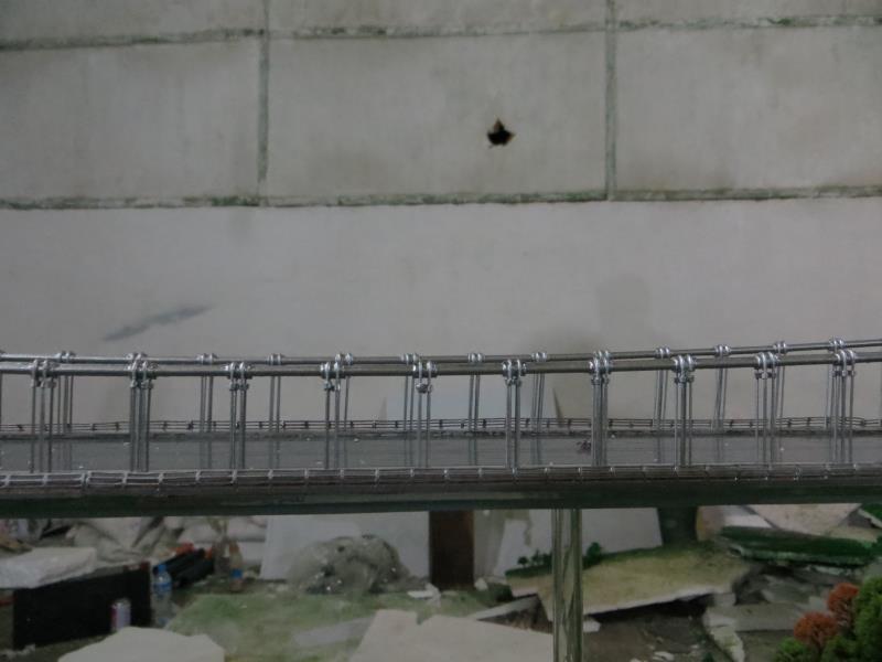 大桥模型展示