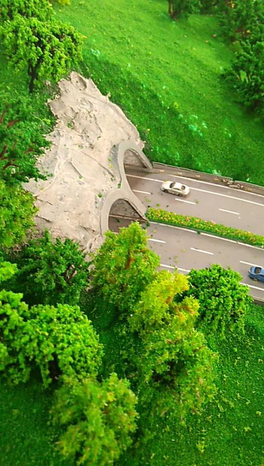 交通沙盤模型設計亮點有哪些