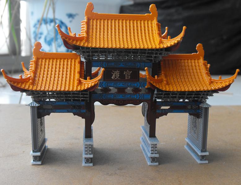 昆明建筑模型