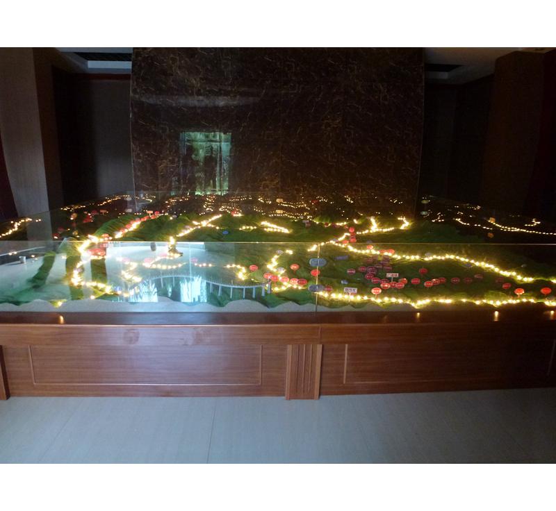 广通工电段地形图