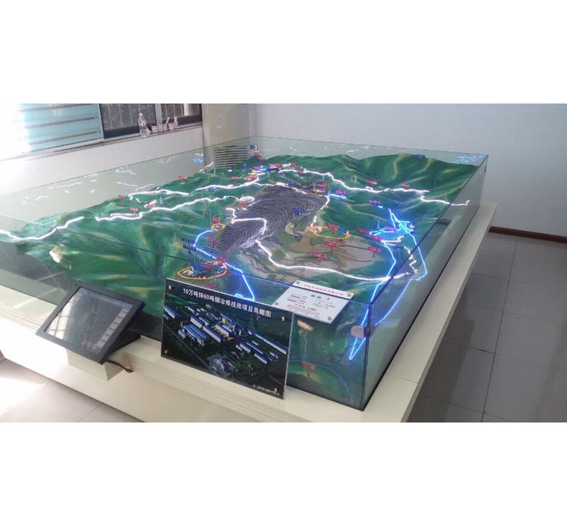 文山沙盘模型