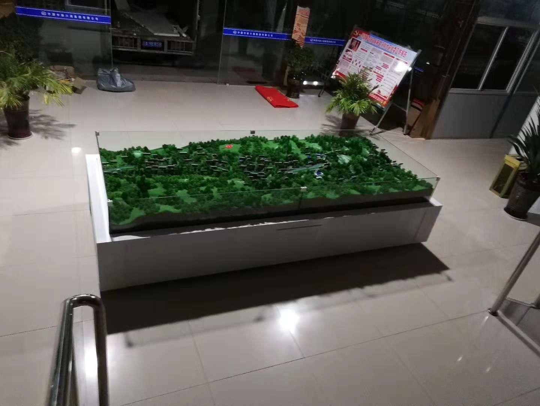 昆明沙盘模型