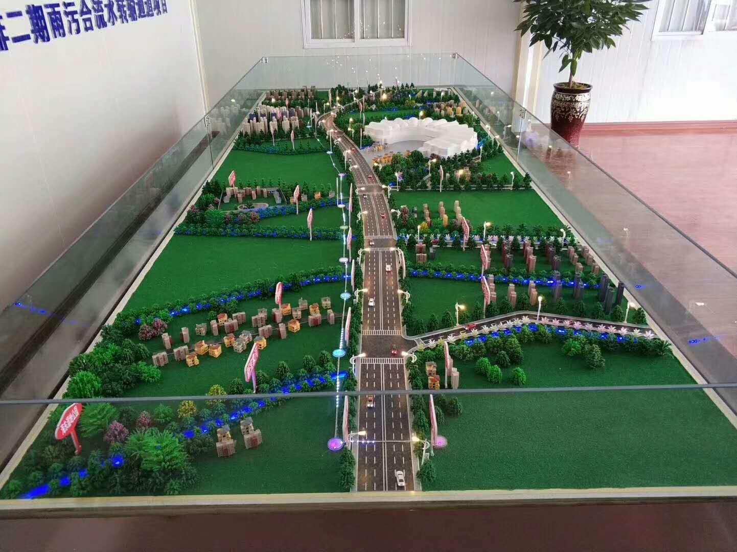 厂矿设备模型公司