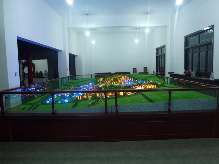城市规划模型案例一