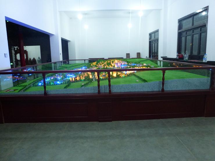 城市规划模型案例二