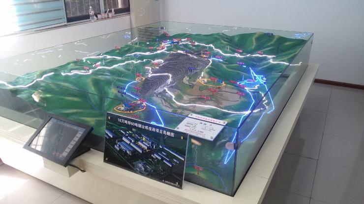 地形外貌模型案例一