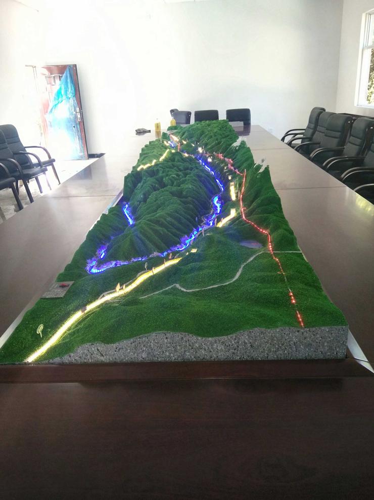 地形外貌模型案例四