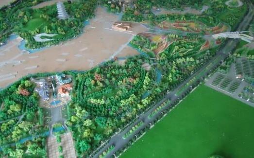 地形地貌模型制作的几个细节之处更要做好