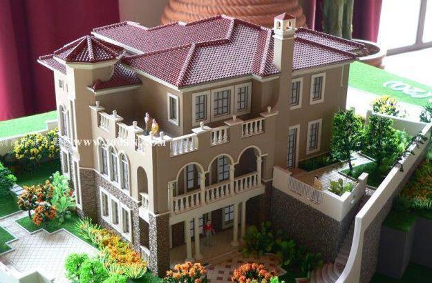 沙盘模型制作中的打磨和涂漆技巧简述