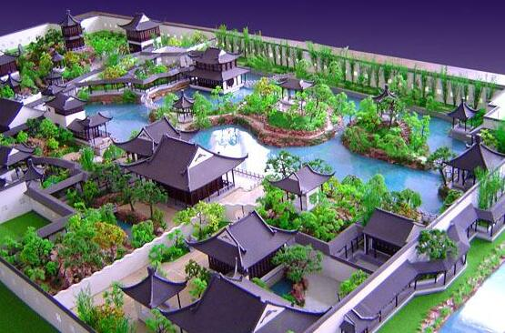 云南城市规划模型厂矿设备模型制作厂家分享模型制作流程