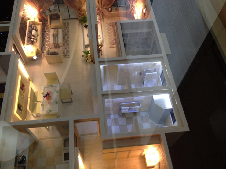 昆明沙盘模型企业告诉你建筑模型中胶粘剂的作用