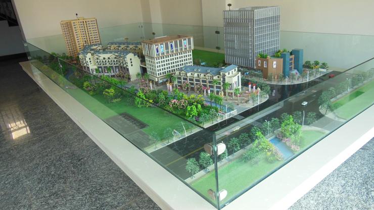 昆明地产售楼模型-系列6