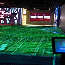 多媒体控制系统及数字沙盘05
