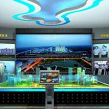 多媒体控制系统及数字沙盘06