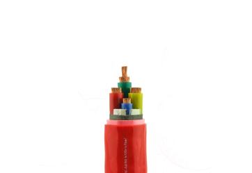 1KV硅橡膠電力電纜