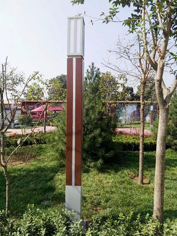 新能源景觀太陽能路燈