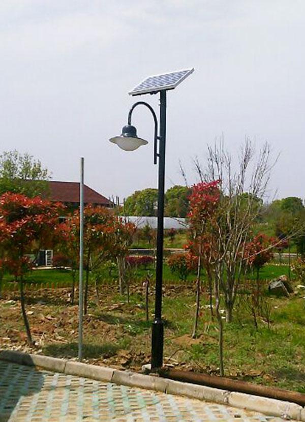 庭院太陽能路燈