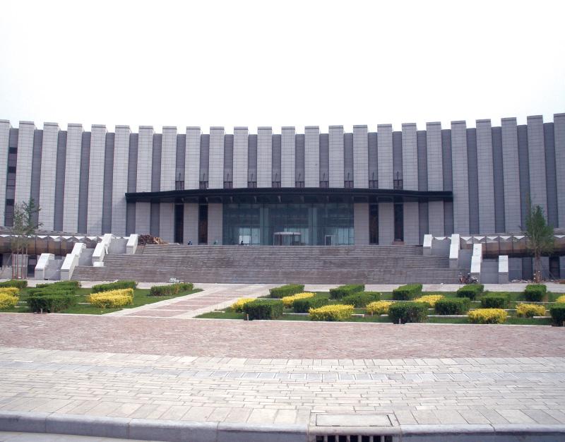 河南新乡平原博物馆