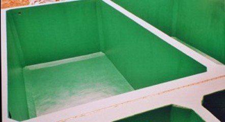 绿色玻璃钢防腐