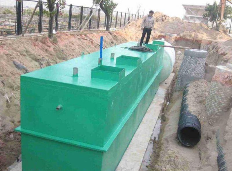 云南一體化污水處理設備