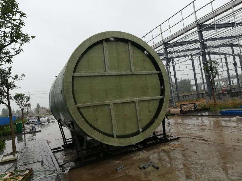 一体化提升泵站厂
