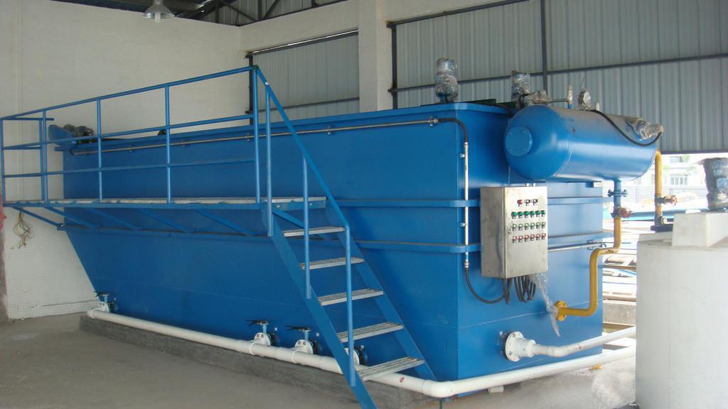 一体化污水处理设备展示