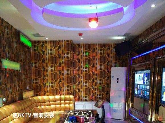 速8KTV音响安装